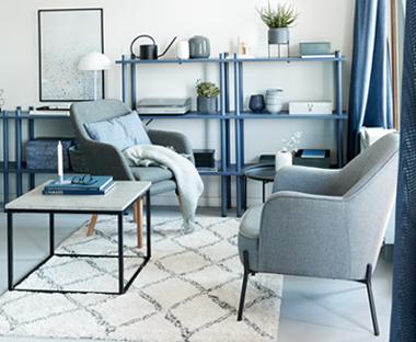 Brede Woonkamer Inrichten : Woonkamer richt jouw woonkamer in met meubelen van jysk