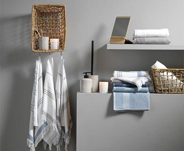 Open Opbergkast Badkamer : Richt je badkamer in met handdoeken en accessoires van jysk