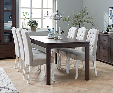 Mooie Witte Eettafel Stoelen.Eetkamerstoelen Koop Jouw Nieuwe Eetkamerstoelen Op Jysk Nl