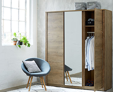 Garderobe Kast Nl.Kledingkasten Koop Een Trendy Kledingkast Van Jysk