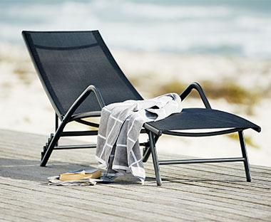 Ligstoel Tuin Aluminium : Ligstoelen ontspannen met een ligstoel of ligbed van jysk