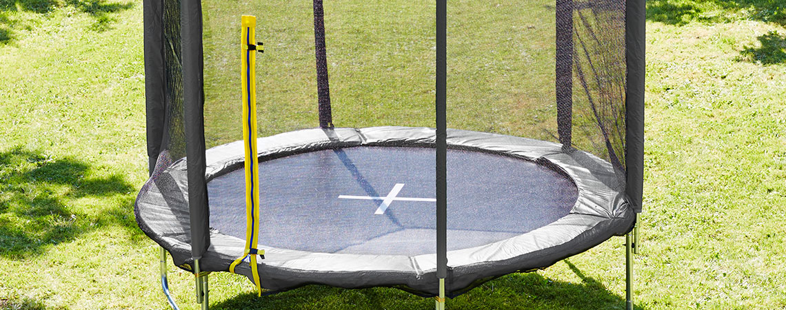 Oppdatert Hoe kies je de juiste trampoline? | JYSK UN-39