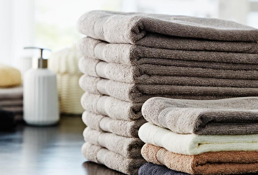 hygiënische handdoeken – hoe voorkom je dat handdoeken gaan ruiken?
