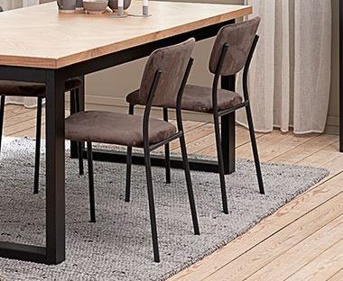 Ongekend Eetkamerstoelen | Trendy stoelen voor de eetkamer van JYSK JO-43