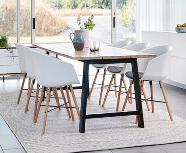 Wonderlijk Eetkamertafels   Trendy keukentafels en eettafels van JYSK AC-03
