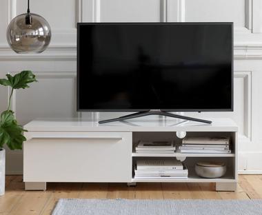 Tv Meubel Wieltjes : ≥ ikea besta tv meubel met wieltjes kasten tv meubels