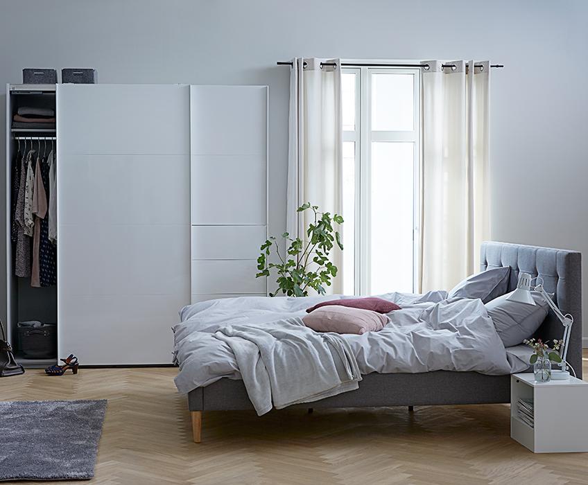 Bekend Ideeën voor het inrichten van je slaapkamer | JYSK #HC11